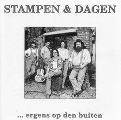 CD cover - Ergens Op Den Buiten