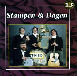 CD cover - Stampen & Dagen