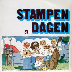 LP cover - Stampen en Dagen
