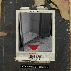 CD cover - Zonder Lief