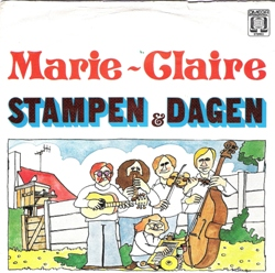 CD cover - Stampen en Dagen